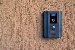 Camera intercom Royalty Free Stock Photos