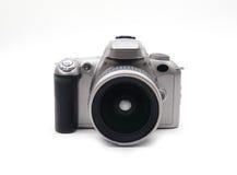 Camera isolated Stock Image