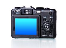 Camera LCD Royalty Free Stock Photos