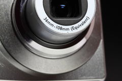 Camera lens A Stock Photography
