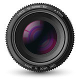 A camera lens Stock Photos