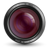 A camera lens Royalty Free Stock Image