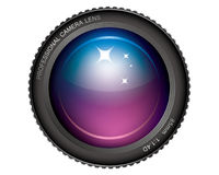 Camera lens Royalty Free Stock Photo