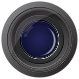 Camera Lens Royalty Free Stock Photo