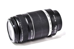 The camera lens Stock Image