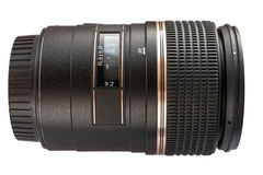 Camera lens. Royalty Free Stock Photo