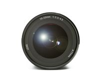 Free Camera Lens Royalty Free Stock Image - 5416396