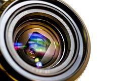 Camera lens Stock Image