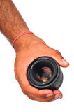 Camera lens Stock Photography