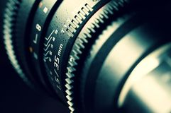 Camera lens Royalty Free Stock Image