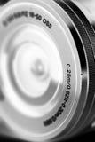 Camera lens abstract B Royalty Free Stock Image
