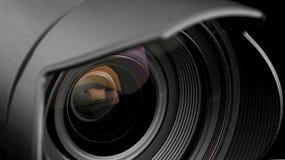 Camera lens. Stock Photos