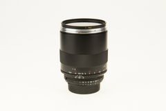 Camera lens closeup Royalty Free Stock Image