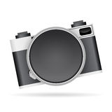 Camera Lens Copyspace Stock Photography