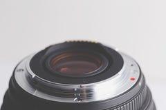 Camera lens detail Royalty Free Stock Photos
