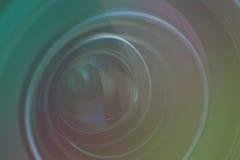 Camera lens detail Royalty Free Stock Image