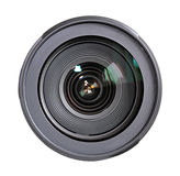 Camera lens isolated on white background Royalty Free Stock Image