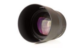 Camera lens isolated Royalty Free Stock Photography