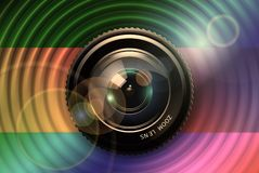 Camera Lens, Lens, Close Up, Photography Royalty Free Stock Photo