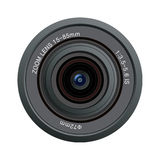 Camera Lens Vector Stock Image