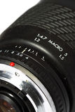 Camera lens vintage B Royalty Free Stock Photos