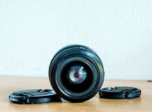 Camera lense Royalty Free Stock Photography