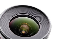 Camera lense Stock Photo