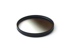 Camera Lenses Filter. Camera Lenses ND Gray Filter Stock Image