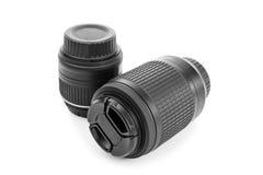 Camera lenses Royalty Free Stock Photos