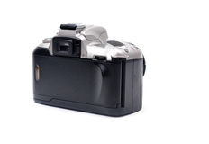 Camera with 35 mm film Stock Photos