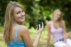 camera mobile phone Στοκ Φωτογραφίες