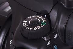 Camera Modes Stock Photo