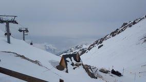 Camera in montagne Immagini Stock Libere da Diritti