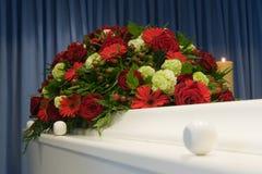Camera mortuaria Fotografie Stock Libere da Diritti