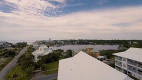 Camera nel lago, S.U.A., Florida Fotografia Stock Libera da Diritti