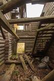 Camera nel villaggio di Qashqani Fotografia Stock Libera da Diritti