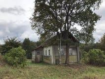 Camera nel villaggio di Vladykino 2 immagine stock