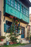 Camera nella vecchia città Isola di Rodi La Grecia Fotografia Stock Libera da Diritti