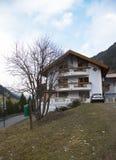 Camera nelle montagne in Austria Fotografia Stock