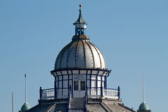 Camera Obscura, Eastbourne pier Stock Photos