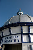 Camera obscura. Eastbourne Regno Unito Immagine Stock Libera da Diritti