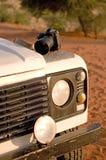 Camera op auto Royalty-vrije Stock Afbeelding