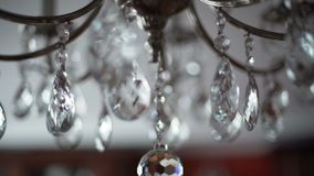 Camera Panning on the Crystal Chandelier