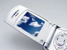 Camera Phone Stock Photography