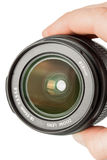 Camera photo lens Royalty Free Stock Images