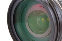 Camera photo lens close up Royalty Free Stock Image