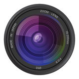 Camera photo lens,  Stock Photos