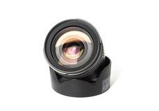 Camera photo lens isolated Stock Photo