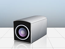 Camera for photography. Royalty Free Stock Photography