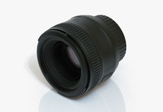 Camera prime lens Stock Images